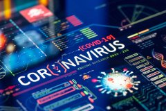 Automating Cyber Risk Management in a Pandemic